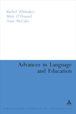 Advances in Language and Education (BOK)