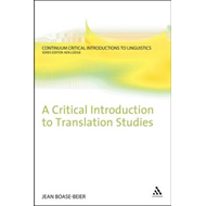 A Critical Introduction to Translation Studies (BOK)