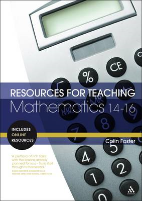 Resources for Teaching Mathematics: 14-16 (BOK)