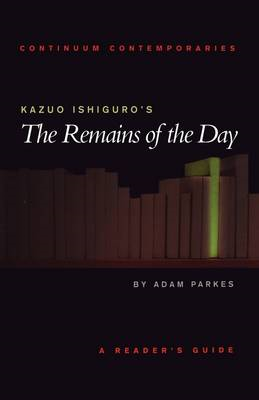 Kazuo Ishiguro's The Remains of the Day (BOK)