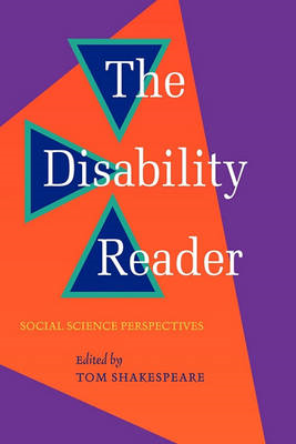 The Disability Reader (BOK)