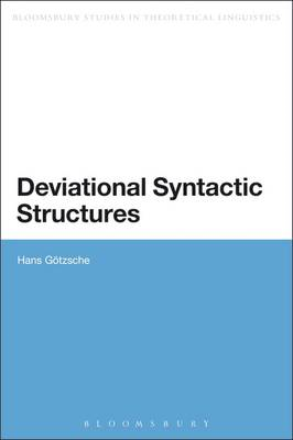 Deviational Syntactic Structures (BOK)