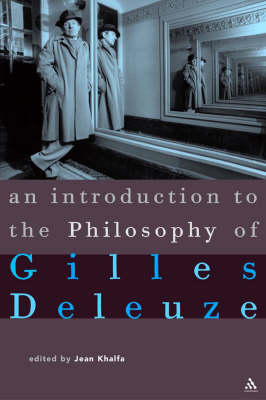 An Introduction to the Philosophical Work of Gilles Deleuze (BOK)