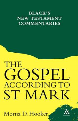 Gospel according to St Mark (BOK)