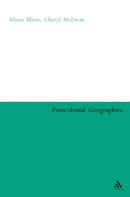 Postcolonial Geographies (BOK)