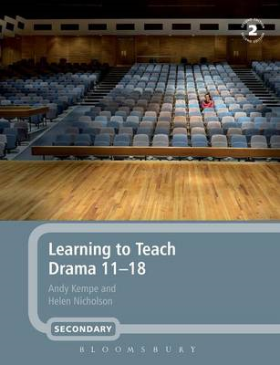 Learning to Teach Drama 11-18 (BOK)