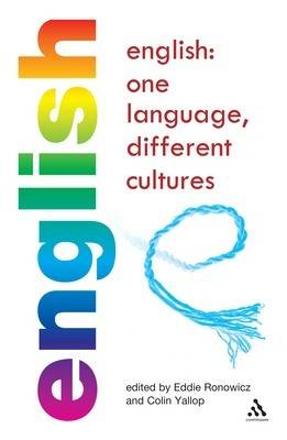 English: One Language, Different Cultures (BOK)