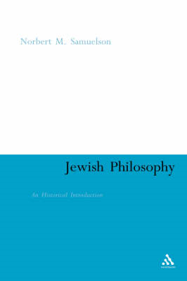 Jewish Philosophy: A Historical Introduction (BOK)