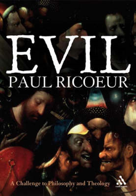 Evil: A Challenge to Philosophy and Theology (BOK)