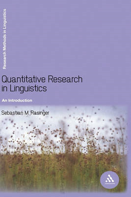 Quantitative Research in Linguistics: An Introduction (BOK)