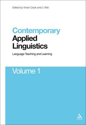 Contemporary Applied Linguistics: v. 1: Language Teaching and Learning (BOK)