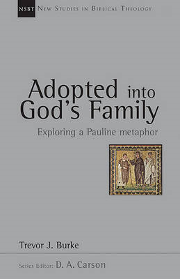 Adopted Into God's Family (BOK)
