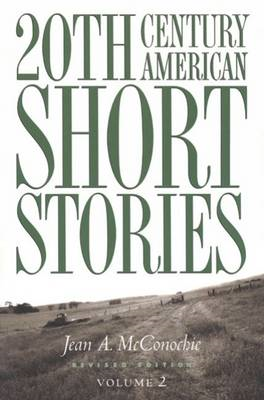 20th Century American Short Stories (BOK)