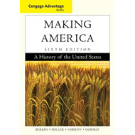 Cengage Advantage Books: Making America (BOK)