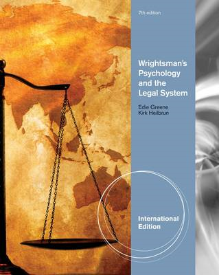 Wrightsman's Psychology and the Legal System (BOK)