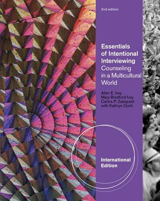 Essentials of Intentional Interviewing: Counseling in a Multicultural World (BOK)