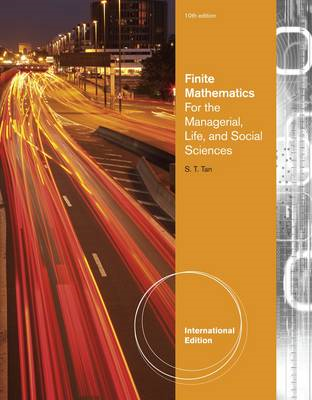 Finite Mathematics for the Managerial, Life, and Social Sciences (BOK)