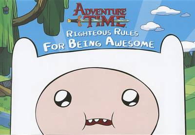 Righteous Rules for Being Awesome (BOK)