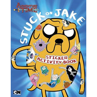 Stuck on Jake Sticker Activity Book (BOK)