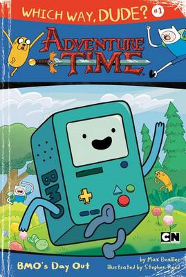 Which Way, Dude?, Book #1: BMO's Day Out (BOK)