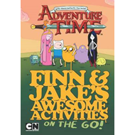 Finn & Jake's Awesome Activities on the Go! (BOK)