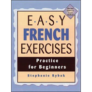 Easy French Exercises (BOK)