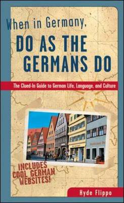 When in Germany, Do as the Germans Do (BOK)