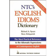 N.T.C.'s English Idioms Dictionary (BOK)