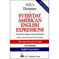 NTC's Dictionary of Everyday American English Expressions (BOK)