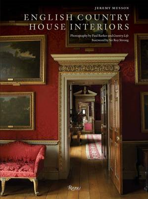 English Country House Interiors (BOK)