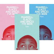 Pharrell: Places and Spaces I've Been (BOK)