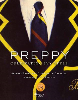 Preppy: Cultivating Ivy Style (BOK)