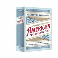 The Great American Cookbook: 500 Recipes: Favorite Foods from Every State (BOK)