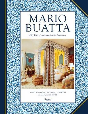 Mario Buatta: Fifty Years of American Interior Decoration (BOK)