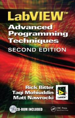 Labview: Advanced Programming Techniques (BOK)