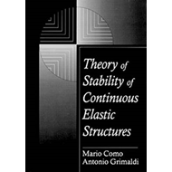 Theory of Stability of Continuous Elastic Struc (BOK)