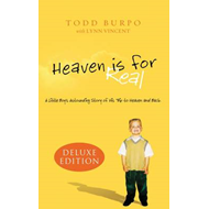 Heaven is for Real Deluxe Edition (BOK)