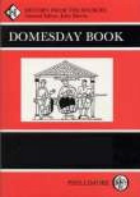 The Domesday Book: Middlesex (BOK)