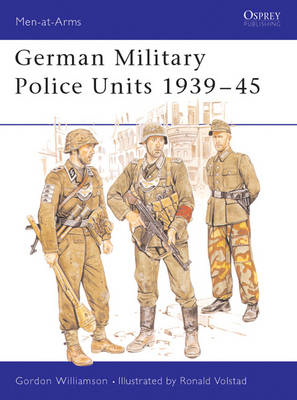 German Military Police Units (BOK)