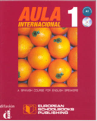 Aula Internacional: Students Book 1 with Exercises and CD (BOK)