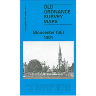 Gloucester (South East) 1901: Gloucestershire Sheet 33.03 (BOK)