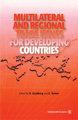 Multilateral and Regional Trade Issues for Developing Countr (BOK)
