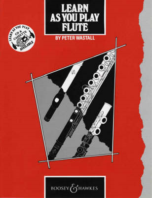 Learn as You Play Flute: Tutor Book (BOK)