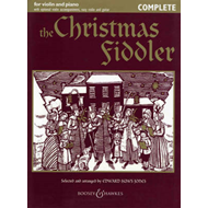 Christmas Fiddler (Violin/Piano) (BOK)