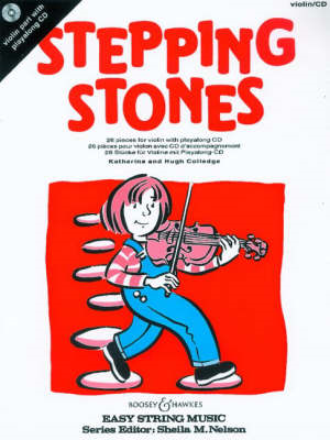 Stepping Stones for Violin (BOK)