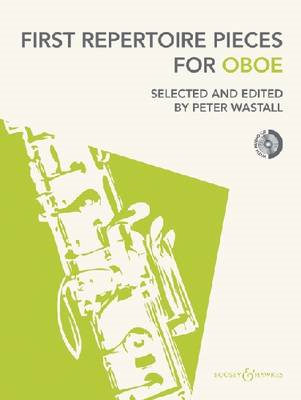 First Repertoire Pieces for Oboe (BOK)