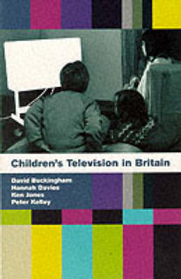 Children's Television in Britain: History, Discourse and Policy (BOK)