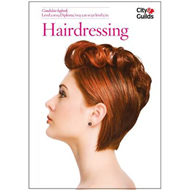 Level 2 NVQ Diploma in Hairdressing Candidate Logbook (BOK)
