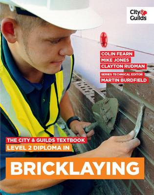 City & Guilds Textbook: Level 2 Diploma in Bricklaying (BOK)
