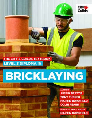 City & Guilds Textbook: Level 3 Diploma in Bricklaying (BOK)